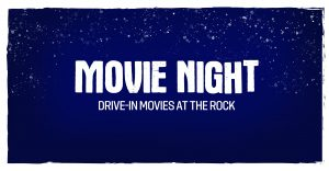Drive in movies at Planet Rock